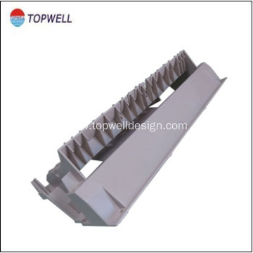 Plastic photocopier part mold for injection mold factory